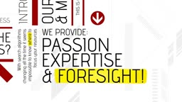 Kinetic Type Business Promo