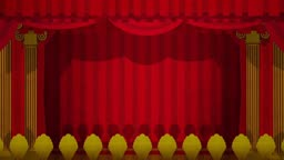 Paper Theatre Logo Reveal