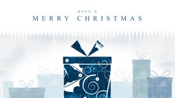 Parallax Christmas Greetings