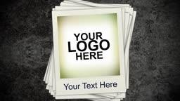 Polaroid Logo Reveal