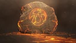 Cinematic Rock Logo