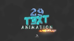 Animated Text Titles