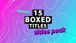 Boxed Titles Package