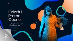 Colorful Promo Opener