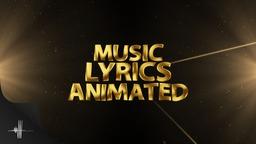 Golden Lyrics Animated