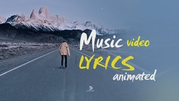 Lyrics Animation