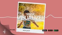 Photo Audio Visualizer with Lyrics