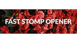 Simple Stomp Opener