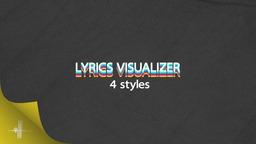 Song Lyrics Animated