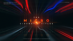 Micro Cinematic Titles