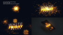 White Friday Sales Opener