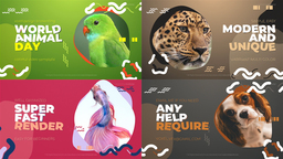 World Animal Day Opener