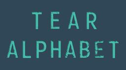 Tear Alphabet