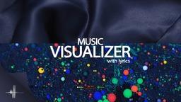 Audio Visualizer Slideshow
