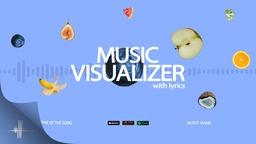 Frutiy Music Visualizer