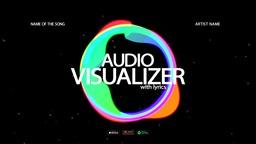 Music Visualizer Modern