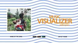 Music Visualzier Strings