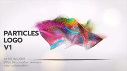 Particles Logo V1