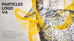 Particles Logo V4