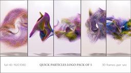 Quick Particles Logo Pack