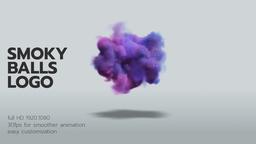 Smoky Balls Logo