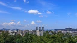 서울 강북 주거환경 모습