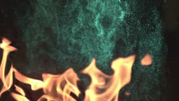불의 모습
