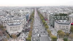 파리 시가지 전경
