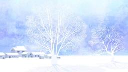 눈이 내리는 마을