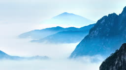 중국 안후이성 황산