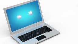 Daten?bertragung vom Notebook zum PC