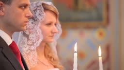 wedding ceremony in the Christian Church