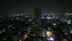 bangkok - Time Lapse - Pan - left to right