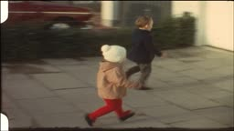 Race (8mm film of the 60s)