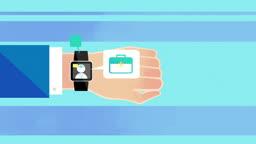 스마트 시계를 이용한 건강관리